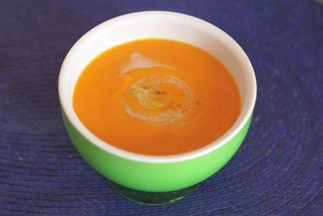 Soupe de potiron, lait de coco et curry - Conseils de mamans - Cuisine de bébé | Conseils de parents | Scoop.it
