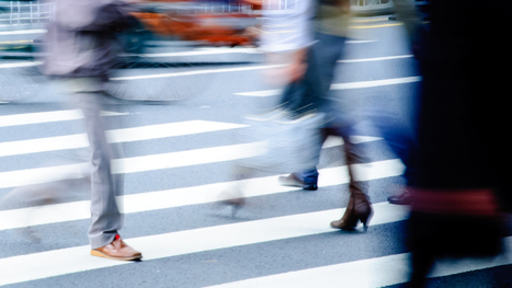 Can You Get People To Walk More, Simply With Smart Signage?   Urban Life   Scoop.it