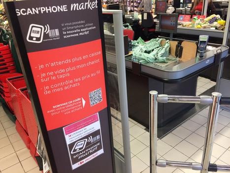 J'ai testé… Le Scan'Phone de Carrefour Market « Olivier Dauvers | Mobile -TO_IN store | Scoop.it