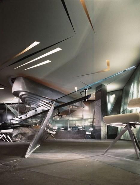 Galería: 20 obras que muestran la trascendencia de Zaha Hadid | Arquitectura, Eficiencia Energética y Certificación Energética | Scoop.it