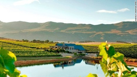 10 sensational South African wine farms | Vitabella Wine Daily Gossip | Scoop.it