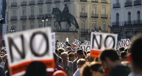 El 15-M realiza una encuesta para conocer el estado del movimiento | Spain Today | Scoop.it