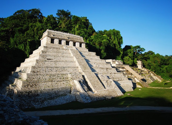Mexico finds water tunnels under Pakal tomb in Palenque | Archaeology News Network | Kiosque du monde : Amériques | Scoop.it