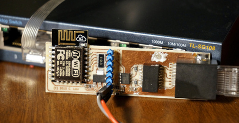 Ethernet Controller Discovered in the ESP8266 | embedded fun | Scoop.it
