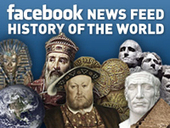 Facebook History of the World | History Education in the 21st Century | Scoop.it