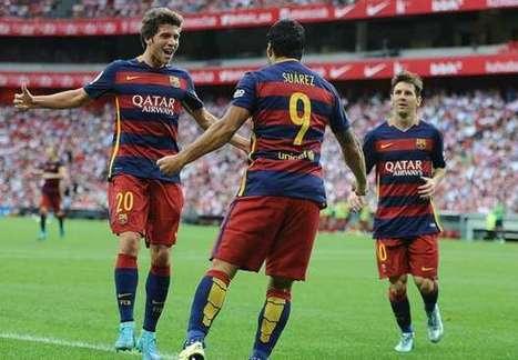 Messi đòi gạt Ronaldo khỏi Top 3 QBV | cửa cuốn | Scoop.it