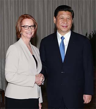 Tassie visit for China's leader - Sexy Balla | News Daily About Sexy Balla | Scoop.it