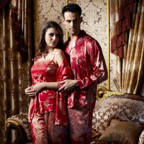 Get Great Comfort By Wearing Luxury Pajamas   Luxury Pajamas   Scoop.it