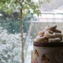 Vanillekipferl, biscuit de Noël autrichien. - Cooking Mumu | Noël | Scoop.it