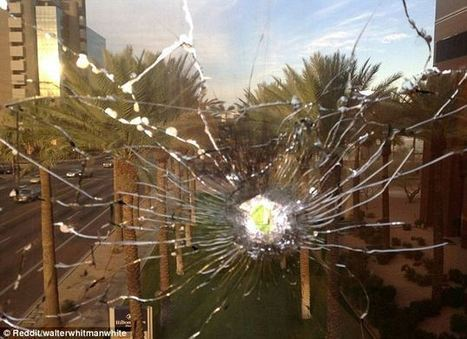 Holy Crap…Man Sleeps Through What He Thought Were Noisy Neighbors;Wakes Up to Hotel Room Full of Bullet Holes « Pat Dollard | Littlebytesnews Current Events | Scoop.it