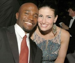Taye Diggs and Idina Menzel Break Up Their Marriage | Mixed American Life | Scoop.it