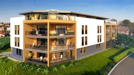 Nouveau programme immobilier neuf PAVILLON SAINT ESPRIT à Bayonne - 64100 | L'immobilier neuf sur Bayonne | Scoop.it