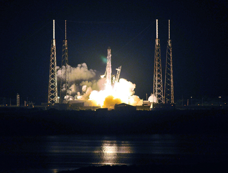 SpaceX Unveils Manned Spacecraft Dragon V2   Digital-News on Scoop.it today   Scoop.it