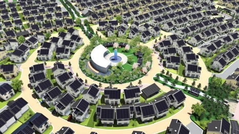 Panasonic développe une ville 100% énergies renouvelables au Japon ! | Music, Medias, Comm. Management | Scoop.it