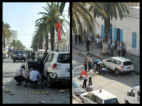 Explosion d'une bombe artisanale à la Goulette | Presse Tunisie | Scoop.it