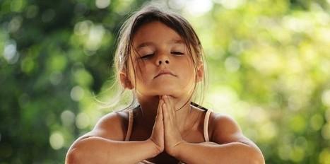 Zoom sur la méditation pour enfant - Femme Actuelle | La pleine Conscience | Scoop.it