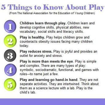 The importance of play | Play Based Learning | Pinterest | Play Based Learning | Scoop.it