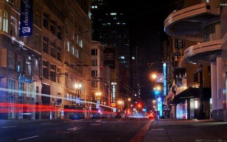 Wonderful luxurious street of San Francisco. Download mobile wallpapers cities. San Francisco. | CityWallpaperHD | Scoop.it