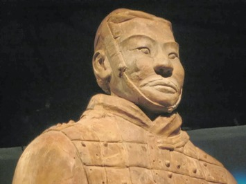 Terracotta Warriors inspired by Ancient Greek Art   The Archaeology News Network   Asie   Scoop.it