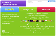 Créer des QCM ludiques, de petits jeux interactifs scénarisés et animés en Flash. | | TIC et TICE mais... en français | Scoop.it
