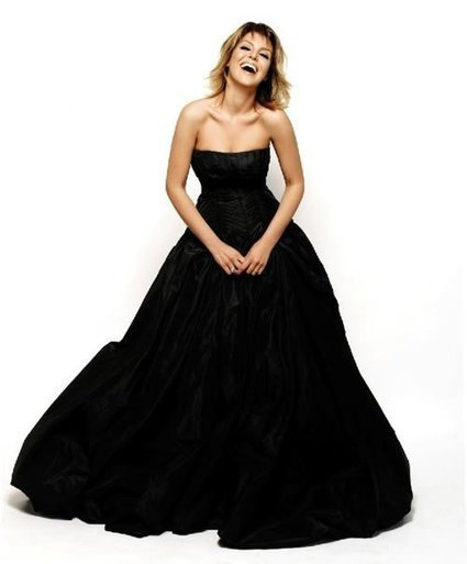 Black Wedding Dresses | Wedding Dresses | Scoop.it