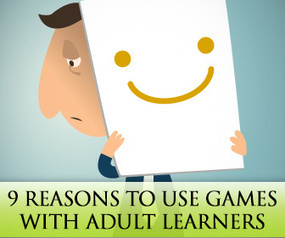9 Reasons Why Games with Adult Learners are a Must | Language teaching | Scoop.it