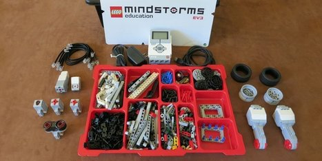 Mindstorms EV3 Education Gets a Big Boost Thanks to Its Powerful Software - GeekDad | Gear, Gadgets & Gizmos | Scoop.it