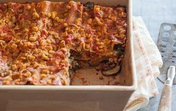 Vegan Tempeh and Veggie Lasagna | My Vegan recipes | Scoop.it