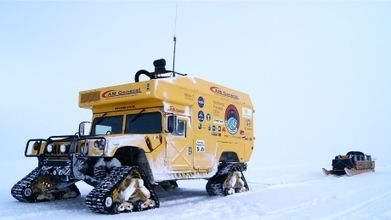 'Passage to Mars' documents Arctic test drive for future space expeditions   The Arctic Circle   Scoop.it