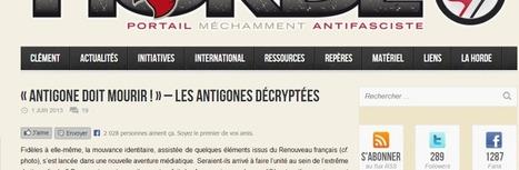Nos femmes leur font si mal… | Le Printemps Français, kézako? | Scoop.it