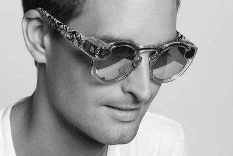 Snapchat Releases First Hardware Product, Spectacles | Digital Content Marketing | Scoop.it