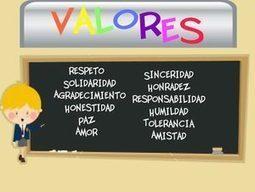 Educando en valores a nuestros hijos - Escuela en la nube | valores | Scoop.it