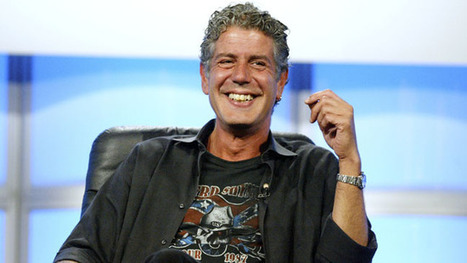TONY POTTS: My Thoughts On CNN As Anthony Bourdain Exits Travel Channel for CNN | TonyPotts | Scoop.it