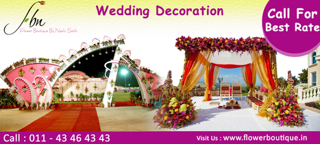 Flowers May Make Your Wedding Ceremony Even More Exciting | Online Flower Delivery in India | Scoop.it