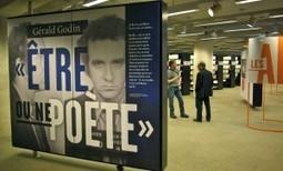Gérald Godin, l'empreinte d'un poète - L'Atelier   Gérald Godin   Scoop.it