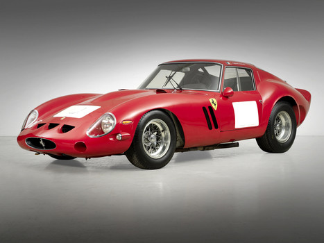 Steve McQueen's Ferrari, others could total $450 million in Pebble Beach - Los Angeles Times   Second hands cars sales UK   Scoop.it