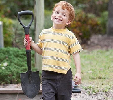 Gardening with Children: An Outdoor Learning Activity for Kids | Gardening | Scoop.it