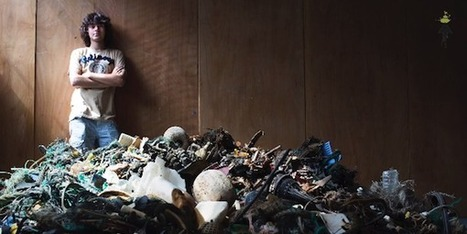 19-Year-Old Figured Out How To Clean Up The Pacific Ocean Garbage Patch In Just 10 Years   9 Environmental Science   Scoop.it