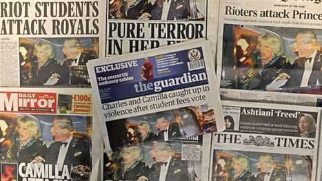 Charles et Camilla attaqués: le pays encore sous le choc | Mais n'importe quoi ! | Scoop.it