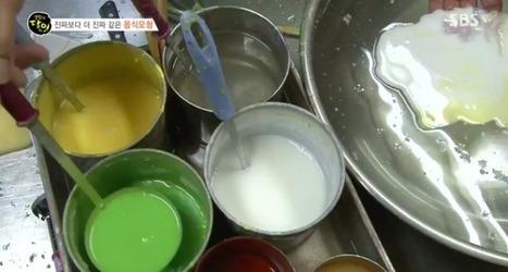 Corée du Sud: De la salade artificielle fabriquée avec de la cire et des oeufs en moins d'une minute (vidéo) - Quoidenews.fr | Corée | Scoop.it