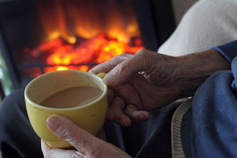 Energy bills increase: Almost one MILLION pensioners are spending more time in bed to try to cut costs | Governing the UK | Scoop.it