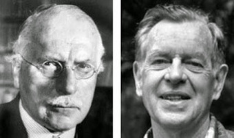 """Carl Jung Depth Psychology: Carl Jung and Joseph Campbell on """"Projection."""" 