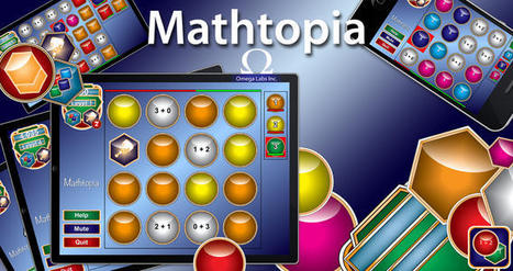 Mathtopia Apphttps://itunes.apple.com/us/app/mathtopia/id569333308?mt=8 | K-2 Apps | Scoop.it