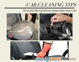 Drive into Spring with an Impeccably Clean Car! | home | Scoop.it