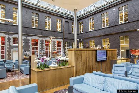 Le Bar de l'Hermitage Gantois, hôtel 5 étoiles à Lille - Silencio | Hôtels de luxe | Scoop.it