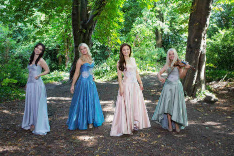 Celtic Woman serves as ambassador for Ireland musically   Diverse Eireann-Festivals and Music   Scoop.it