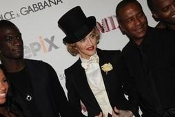 Fashion Set Attends Madonna's MDNA Screening - Women's Wear Daily   Women Fashion   Scoop.it