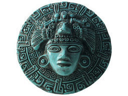 More clues to Maya blue - Chemistry World | Maya Archaeology | Scoop.it