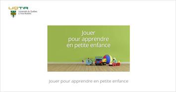 [Novembre] MOOC Jouer pour apprendre en petite enfance | MOOC Francophone | Scoop.it