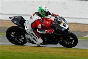 Baiocco gets Moto Rapido Ducati BSB seat  | Crash.Net | Desmopro News | Scoop.it